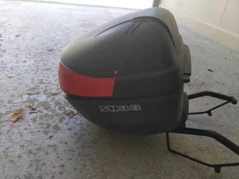 TGB Scooter part - storage with key