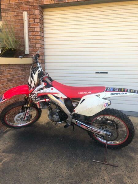 Crf250 09 250cc