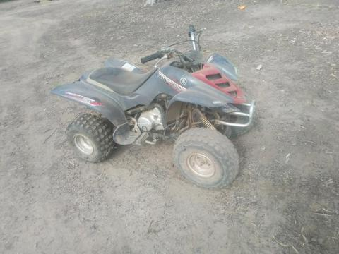 Yamaha Raptor 80 4 stroke Quad Bike
