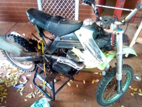 200cc pitbike and other parts