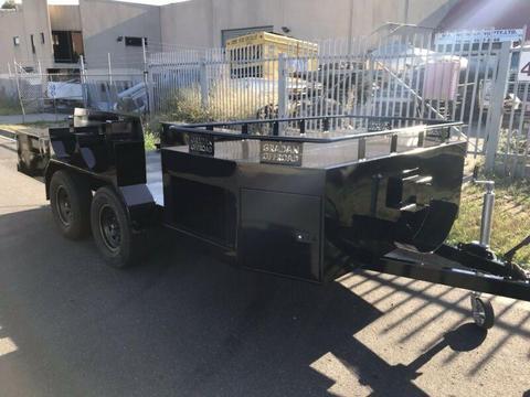 Custom can am trailer / atv or motor bike trailer