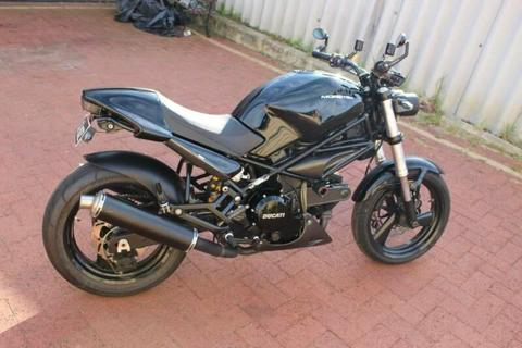 Ducati 600 Monster custom MCPP
