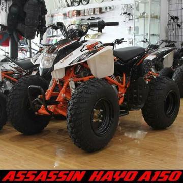 ASSASSIN A150 ATV 150CC QUAD DIRT PIT BIKE GOKART 4 WHEELER BUGGY KAYO