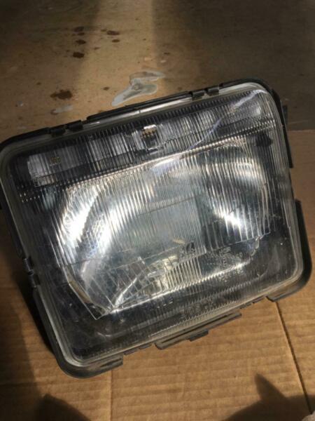 BMW K100RS Original head light