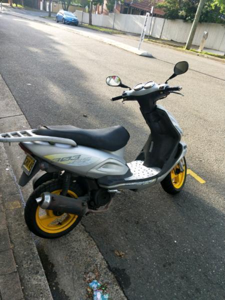 TGB scooter 150cc