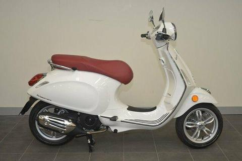 2017 Vespa Primavera 150 Iget ABS Road Bike 150cc
