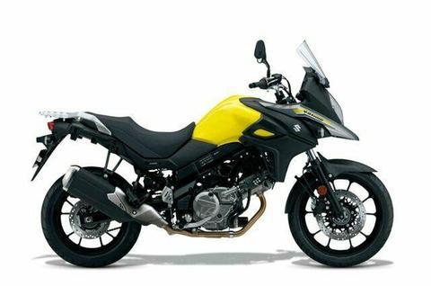 2017 Suzuki V-STROM 650 ABS (DL650A) Road Bike 645cc