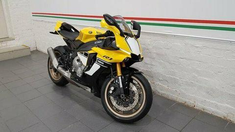 2016 Yamaha YZF-R1 ANNIVERSARY Road Bike 998cc