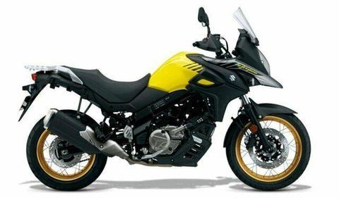 2018 Suzuki V-STROM 650 ABS LAMS (DL650AUE) Road Bike 645cc
