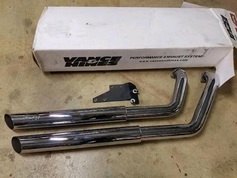 Vance & Hines exhaust, Vulcan 900
