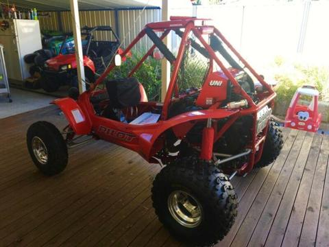 Honda FL400R Pilot/Odyssey, Buggy, ATV