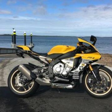 2016 Limited edition Yamaha Yzf-R1