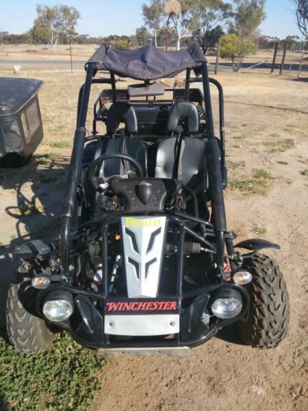 ATV 300cc Off road buggy