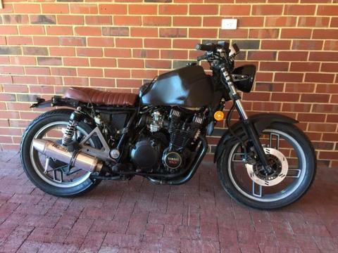 Yamaha XJ650 TURBO 1982 Rare Bike