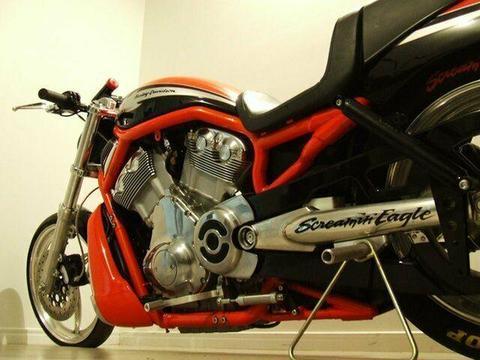 2005 Harley-Davidson V-ROD DESTROYER
