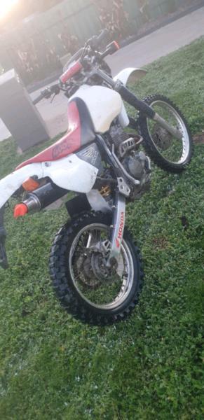 Honda XR400R sale or swap