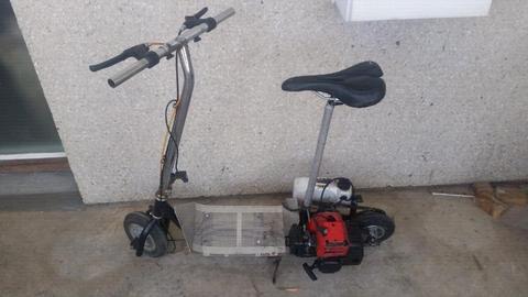 Petrol Scooter 49cc