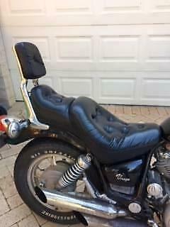 Yamaha Motor Bike 1992 Virago 1100cc