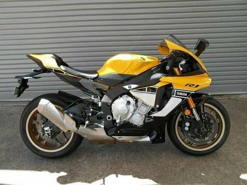 2016 Yamaha YZF-R1 SP 60th Anniversary