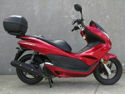 2014 Honda PCX150 Road Bike 153cc