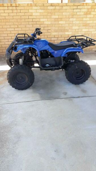 Quad GMX blue farm
