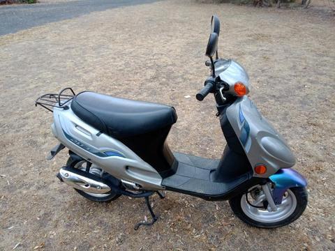 50CC TGB Scooter