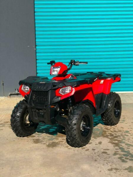 polaris 570 quad bike