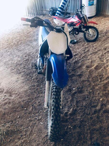 2016 TTR 125 - barely used!