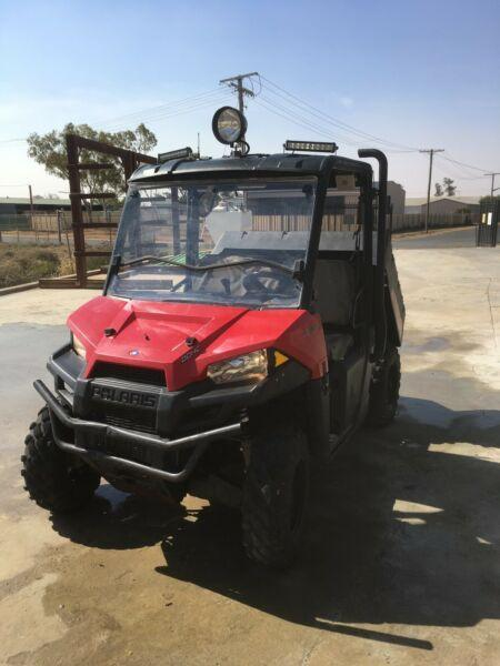 2014 Polaris Ranger 570efi