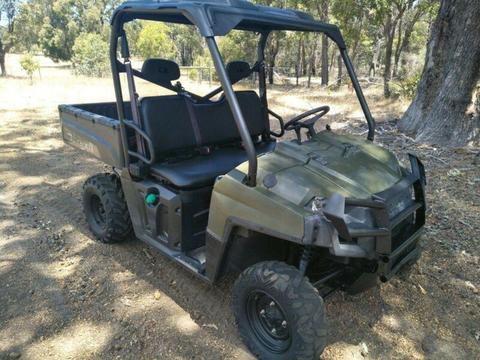 Polaris Ranger 900 Diesel 2014 4wd