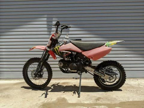 Motorbike Dirt bike