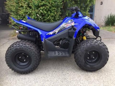 Quad Bike, Farm Quad, Kymco, 90cc, ATV