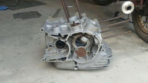 Ducati dm 750 engine cases