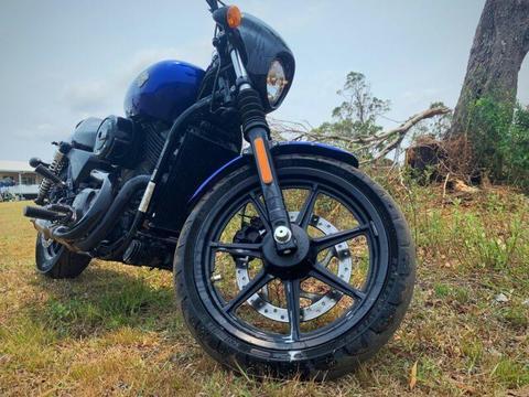 Harley Davidson XG500, Street 500