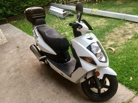 Daelin S1 125 cc