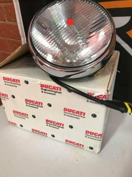 Headlight Unit 2008 Ducati Monster 800