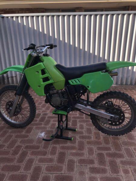 1988 Kawasaki Kx 125