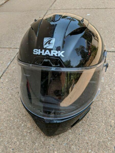 Shark Race-R Pro helmet - size Medium - good condition