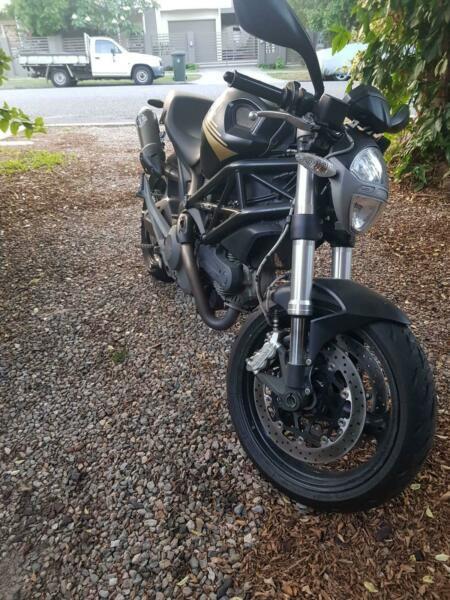 Ducati Monster 2012 659 ABS LAMS learner