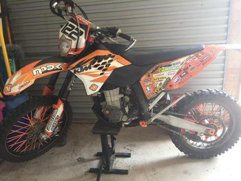Wanted: Ktm 450 exc