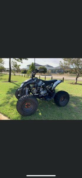 Thumpstar 125cc quad atv 2019