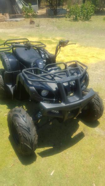 200cc farm quad