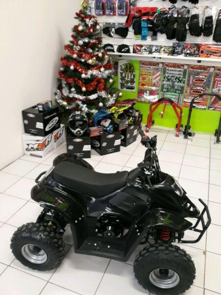 110cc Quad Bike, Brand new, $995 assembled