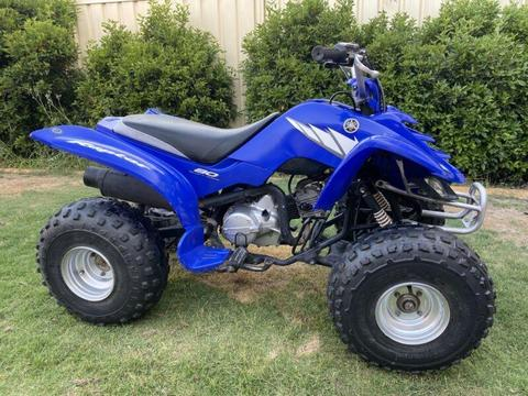 Quad kids Yamaha 80cc