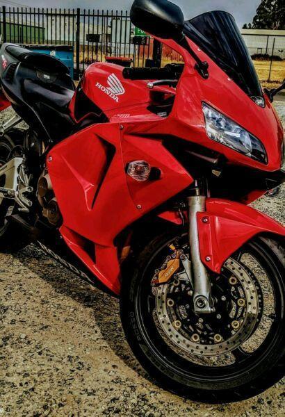 2004 cbr600rr (swaps) OR $4500