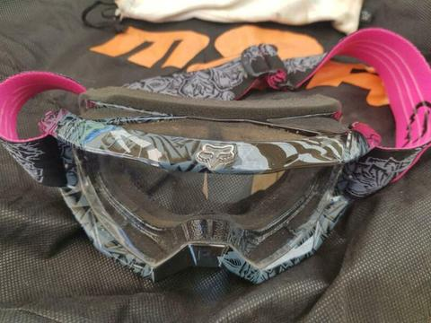 FOX off road goggles