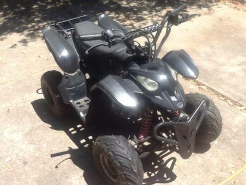Quad bike 110 cc 4stroke