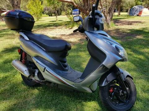 SYM 150cc Scooter (2011) - 4 Available (Low Kms)