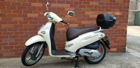 Impeccable Kymco 150 scooter