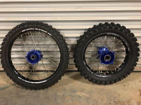 Sm pro rims 85cc small wheel